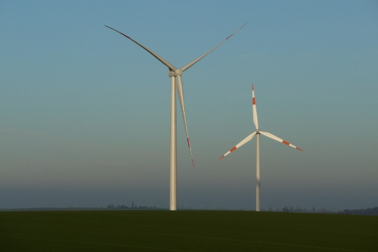 Windpark Naundorf gross